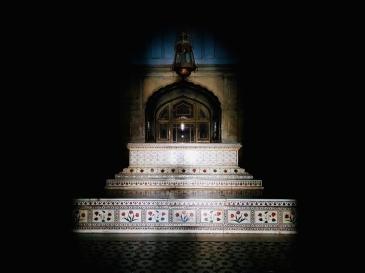 Mausolée de Shah Jahangir.