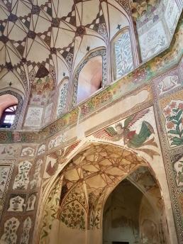 Bains de Lahore. Emprunt de tradition musulmane, le bain était un rituel autant qu'un acte d'hygiène.